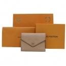 Louis Vuitton(루이비통) M62305 모노그램 Papyrus 앙프렝뜨 레더 빅토린 월릿 반지갑  [인천점]