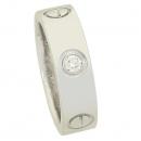 Cartier(까르띠에) B4032550 18K 화이트골드 Love ring 3 diamonds 3포인트 다이아 러브링 반지 - 10호 [강남본점]