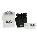 D&G(돌체&가바나) DW0129 DAY&NIGHT 스틸 팔찌형 여성용 시계 [동대문점]