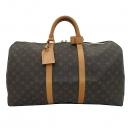 Louis Vuitton(루이비통) M41426 모노그램 캔버스 키폴 50 여행용 토트백 [부산센텀본점]