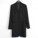 THEORY(띠어리) 모 혼방 블랙 컬러 여성용 코트 [잠실본점]