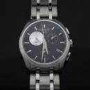 TISSOT(티쏘) T035.439.16.051.00 Couturier (꾸뜨리에) GMT 스틸 쿼츠 남성용 시계 [대구반월당본점]