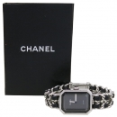 Chanel(샤넬) 프리미에르 M 사이즈 은장 체인 여성용 시계 [강남본점]