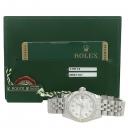 Rolex(로렉스) 179174 컴퓨터판 10포인트 다이아 DATEJUST(데이저스트) 여성용 시계 [강남본점]