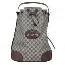 Gucci(구찌) 473868 GG로고 수프림 PVC 레더 버킷 숄더 + 백팩[광주]