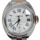 Cartier(까르띠에) W2CL0004 18K 콤비 끌레 드 까르띠에 31MM 여성용 시계[광주1]
