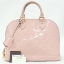 Louis Vuitton(루이비통) M50412 베르니 핑크 ROSE 레더 알마 PM 토트백 [강남본점]