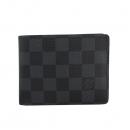 Louis Vuitton(루이비통) N62663 다미에 그라피트 캔버스 멀티플 반지갑 [대구반월당본점]