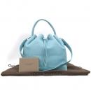 Louis Vuitton(루이비통) 스카이블루 컬러 Haute Maroquinerie Chevre 오트 마로캥티리 쉬브르 Noe 노에 GM One possible colourway 스페셜오더 토트백 + 숄더스트랩 2WAY [강남본점]