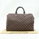 Louis Vuitton(루이비통) N41523 다미에 에벤 캔버스 스피디 35 토트백 [강남본점]