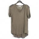 Balmain(피에르 발망) 견장 체인 장식 여성용 반팔 티셔츠 [강남본점]