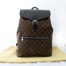 Louis Vuitton(루이비통) M40637 모노그램 마카사르 캔버스 포크 파크 백팩 [잠실점]