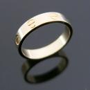 Cartier(까르띠에) B40850 18K 옐로우골드 미니 러브링 반지 - 10호 [대구동성로점]