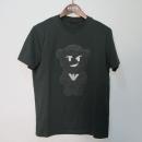 Armani(아르마니) 3G1T91 1J30Z 그린 컬러 Manga Bear(망가 베어) 남성용 티셔츠 [대구반월당본점]