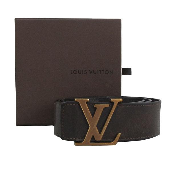 Louis Vuitton(루이비통) M6902U 유타 레더 LV 이니셜 남성용벨트 [대구반월당본점]