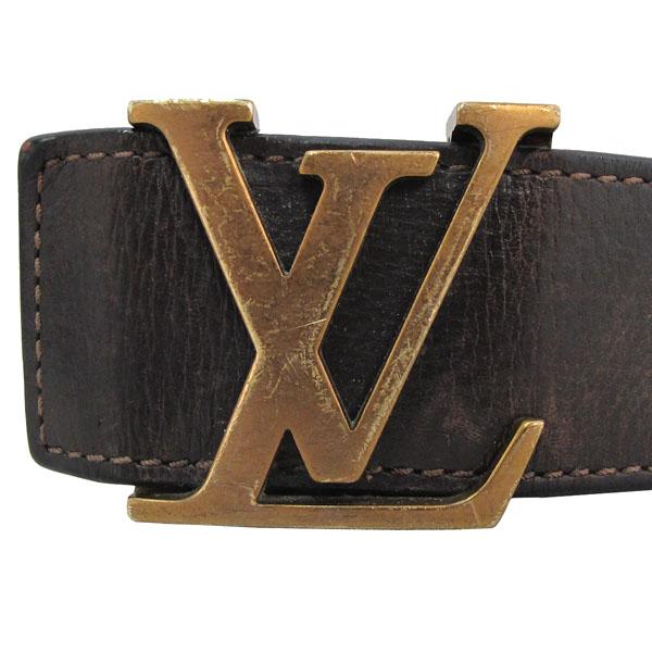 Louis Vuitton(루이비통) M6902U 유타 레더 LV 이니셜 남성용벨트 [대구반월당본점] 이미지6 - 고이비토 중고명품