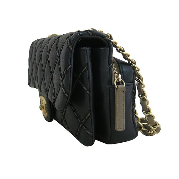 Chanel(샤넬) A92359Y0882994305 COCO 금장 로고 스티치 체인 숄더백 [대구동성로점] 이미지3 - 고이비토 중고명품
