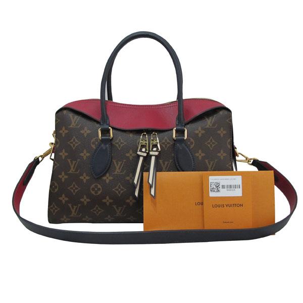 Louis Vuitton(루이비통) M44328 모노그램 캔버스 튈르리 르 드 벙 레드 컬러 토트백 + 숄더 스트랩 2way [대구반월당본점]