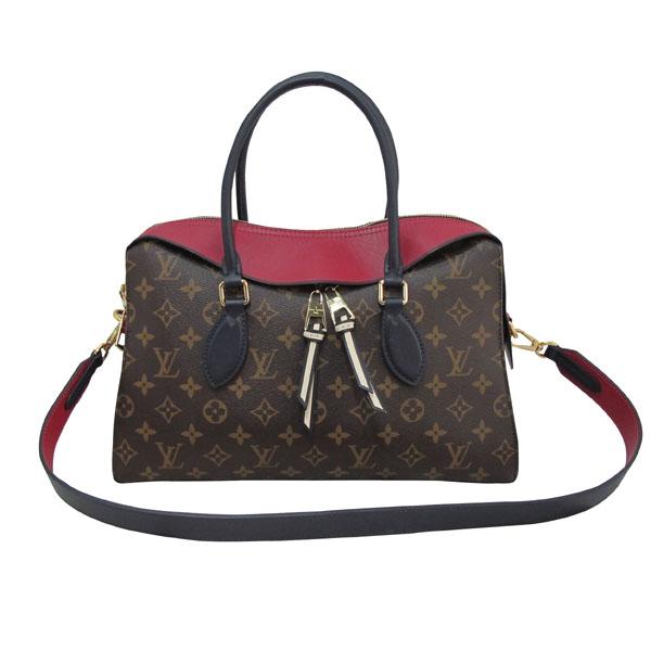 Louis Vuitton(루이비통) M44328 모노그램 캔버스 튈르리 르 드 벙 레드 컬러 토트백 + 숄더 스트랩 2way [대구반월당본점] 이미지2 - 고이비토 중고명품