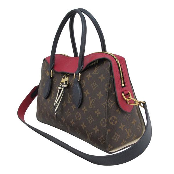 Louis Vuitton(루이비통) M44328 모노그램 캔버스 튈르리 르 드 벙 레드 컬러 토트백 + 숄더 스트랩 2way [대구반월당본점] 이미지3 - 고이비토 중고명품