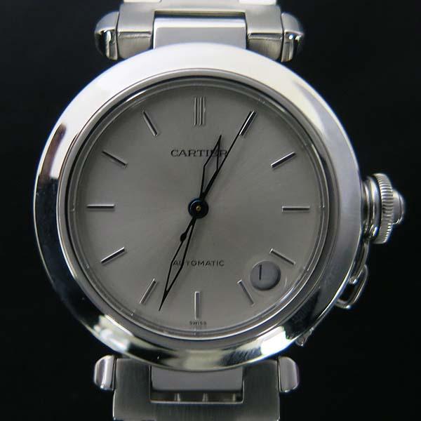 Cartier(까르띠에) W31010M7 PASHA(파샤) 35MM 오토매틱 스틸 남여공용 시계 [동대문점] 이미지2 - 고이비토 중고명품