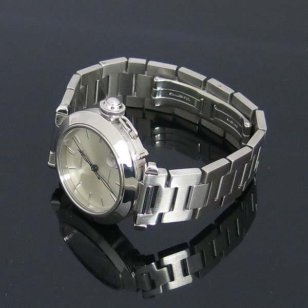 Cartier(까르띠에) W31010M7 PASHA(파샤) 35MM 오토매틱 스틸 남여공용 시계 [동대문점] 이미지3 - 고이비토 중고명품