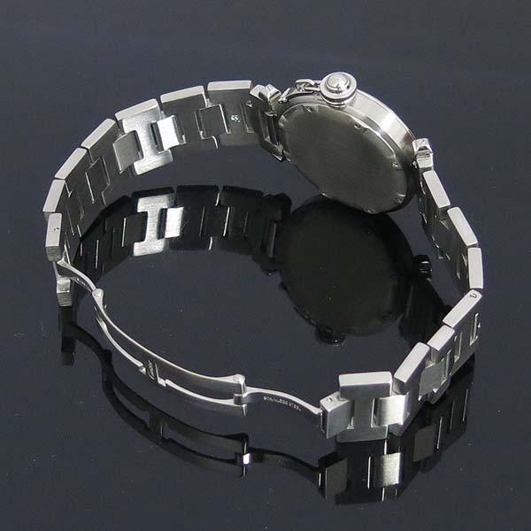 Cartier(까르띠에) W31010M7 PASHA(파샤) 35MM 오토매틱 스틸 남여공용 시계 [동대문점] 이미지4 - 고이비토 중고명품