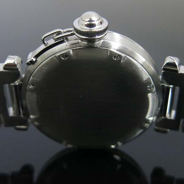 Cartier(까르띠에) W31010M7 PASHA(파샤) 35MM 오토매틱 스틸 남여공용 시계 [동대문점] 이미지5 - 고이비토 중고명품
