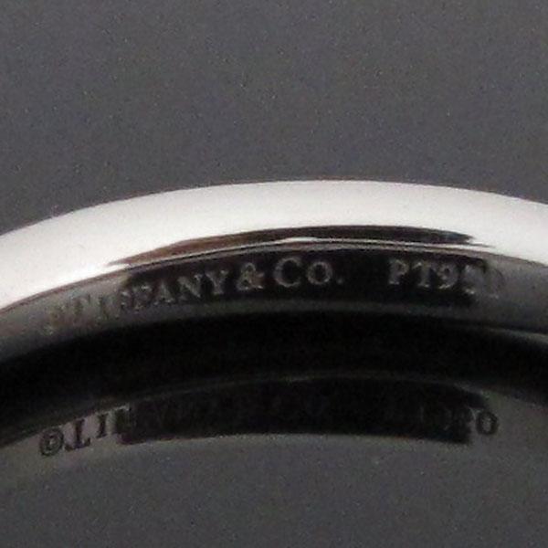 Tiffany(티파니) Tiffany(티파니) PT950(플래티늄) 티파니 하모니™ 비드 20포인트 다이아셋팅 반지 - 8호 [대구반월당본점] 이미지5 - 고이비토 중고명품