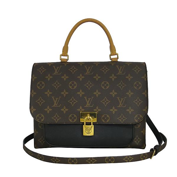 Louis Vuitton(루이비통) M44259 모노그램 느와르 마리냥 토트백 + 숄더스트랩 2WAY [동대문점] 이미지2 - 고이비토 중고명품