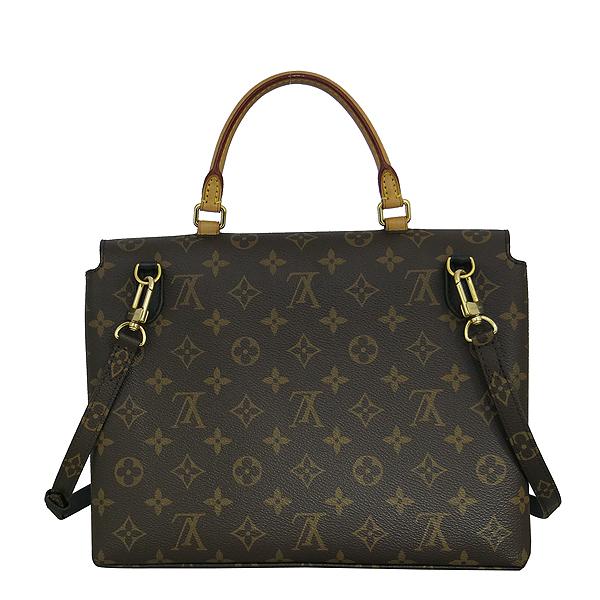 Louis Vuitton(루이비통) M44259 모노그램 느와르 마리냥 토트백 + 숄더스트랩 2WAY [동대문점] 이미지4 - 고이비토 중고명품