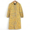 MARNI(마르니) 옐로우 컬러 트위드 코트 [대전본점]