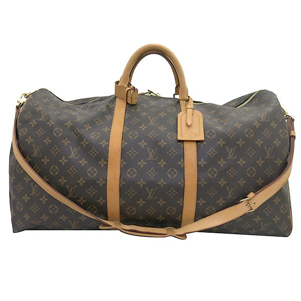 Louis Vuitton(루이비통) M41412 모노그램 캔버스 키폴 반둘리에 60 여행용 가방 + 숄더스트랩 [부산센텀본점] 이미지2 - 고이비토 중고명품