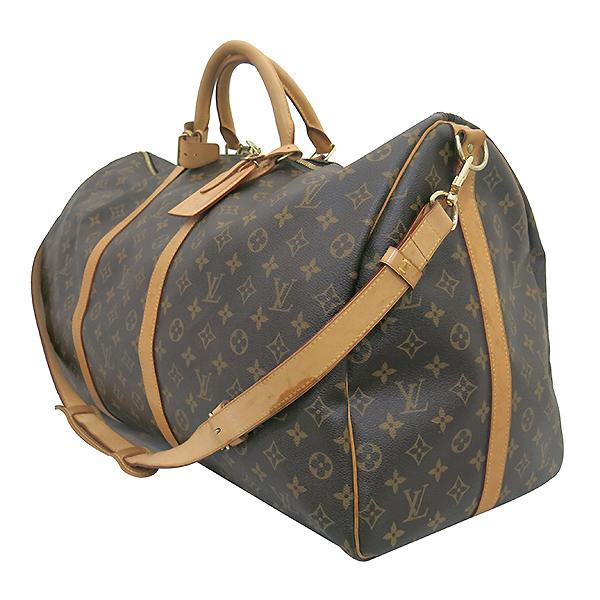 Louis Vuitton(루이비통) M41412 모노그램 캔버스 키폴 반둘리에 60 여행용 가방 + 숄더스트랩 [부산센텀본점] 이미지3 - 고이비토 중고명품