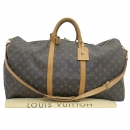 Louis Vuitton(루이비통) M41412 모노그램 캔버스 키폴 반둘리에 60 여행용 가방 + 숄더스트랩 [부산센텀본점]