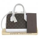 Louis Vuitton(루이비통) M50296 모노그램 캔버스 Dora(도라) PM 화이트 토트백 + 숄더 스트랩 2WAY [부산센텀본점]