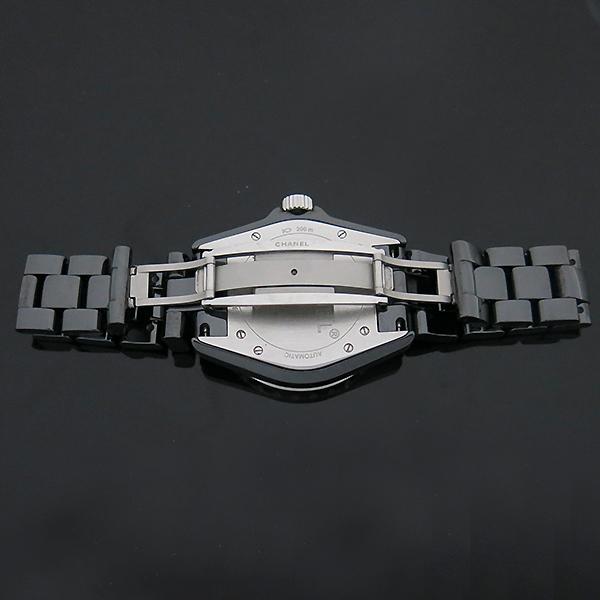 Chanel(샤넬) H0685 J12 38MM 블랙 세라믹 오토매틱 데이트 남성용시계 [부산센텀본점] 이미지6 - 고이비토 중고명품