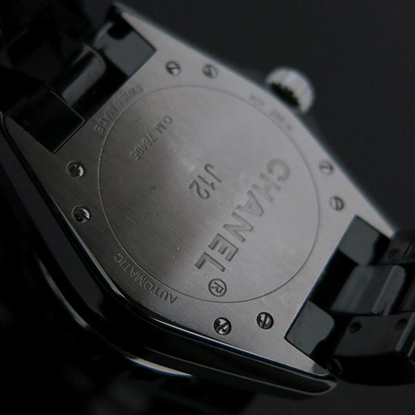 Chanel(샤넬) H0685 J12 38MM 블랙 세라믹 오토매틱 데이트 남성용시계 [부산센텀본점] 이미지7 - 고이비토 중고명품