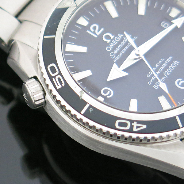 Omega(오메가) 2901.50 SEAMASTER PLANET OCEAN (플래닛 오션) Professional CO-AXIAL (코엑셜) 600M 42mm 오토매틱 남성용 스틸 시계 [대구동성로점]