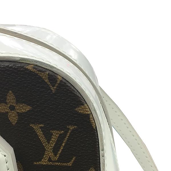 Louis Vuitton(루이비통) M50296 모노그램 캔버스 Dora(도라) PM 화이트 토트백 + 숄더 스트랩 2WAY [부산센텀본점] 이미지5 - 고이비토 중고명품