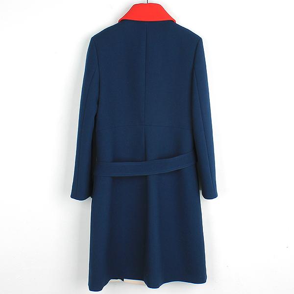 Gucci(구찌) 17SS 453955 타이거 골드 장식 패치 멀티 컬러 여성용 코트(벨트 SET) [강남본점] 이미지3 - 고이비토 중고명품