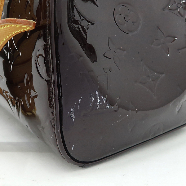Louis Vuitton(루이비통) M91619 모노그램 베르니 아마랑뜨 브레아 MM 2WAY [강남본점] 이미지3 - 고이비토 중고명품