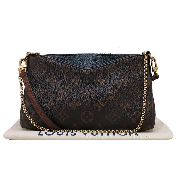 Louis Vuitton(루이비통) M41639 모노그램 캔버스 팔라스 클러치 + 숄더 스트랩 2WAY [인천점]