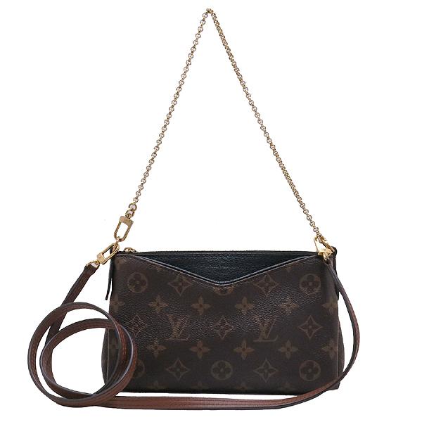 Louis Vuitton(루이비통) M41639 모노그램 캔버스 팔라스 클러치 + 숄더 스트랩 2WAY [인천점] 이미지2 - 고이비토 중고명품