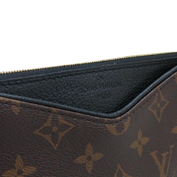 Louis Vuitton(루이비통) M41639 모노그램 캔버스 팔라스 클러치 + 숄더 스트랩 2WAY [인천점] 이미지4 - 고이비토 중고명품