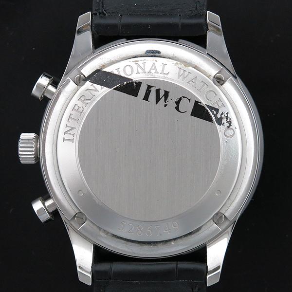 IWC(아이더블유씨) IW371445 Portuguese(포르투기스) 오토매틱 골드 핸즈 크로노그래프 남성용 시계 [인천점] 이미지3 - 고이비토 중고명품
