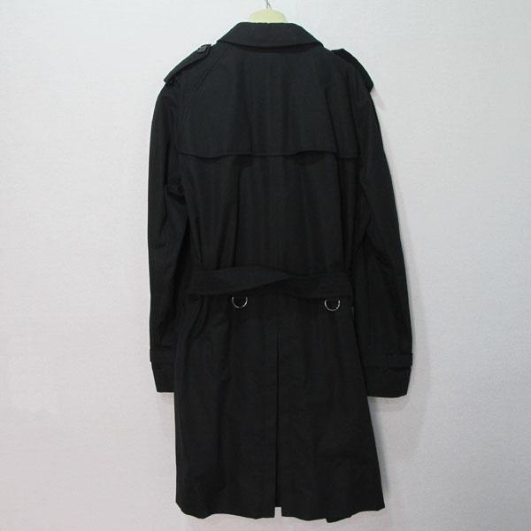 Burberry(버버리) 3761575 블랙 컬러 런던 클래식 프로섬 남성용 트렌치 코트 [대구반월당본점] 이미지2 - 고이비토 중고명품