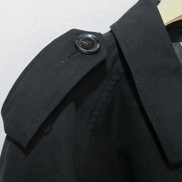 Burberry(버버리) 3761575 블랙 컬러 런던 클래식 프로섬 남성용 트렌치 코트 [대구반월당본점] 이미지3 - 고이비토 중고명품
