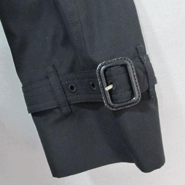 Burberry(버버리) 3761575 블랙 컬러 런던 클래식 프로섬 남성용 트렌치 코트 [대구반월당본점] 이미지4 - 고이비토 중고명품