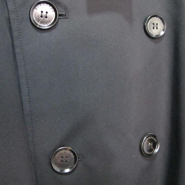 Burberry(버버리) 3761575 블랙 컬러 런던 클래식 프로섬 남성용 트렌치 코트 [대구반월당본점] 이미지5 - 고이비토 중고명품